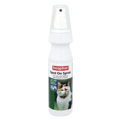 Beaphar Spot on Spray for Cats - Insect Repellent