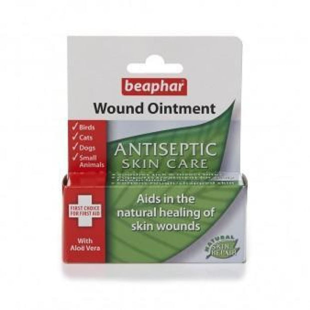 Beaphar Wound Ointment - Healthcare & Grooming