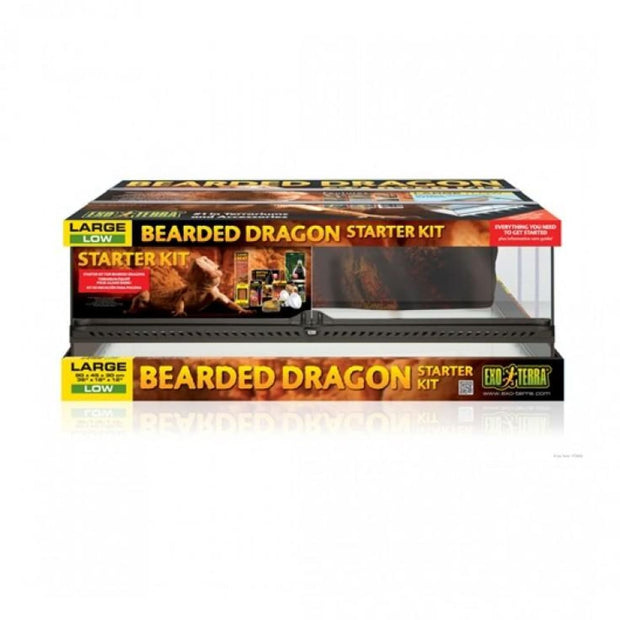 Bearded Dragon Starter Kit - Reptile Homes