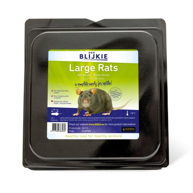 Blijkie Frozen Large Rats - Food & Health