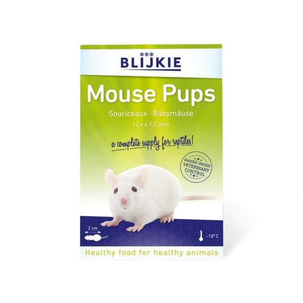Blijkie Frozen Mouse Pups (Pinkies) Blister - Food & Health