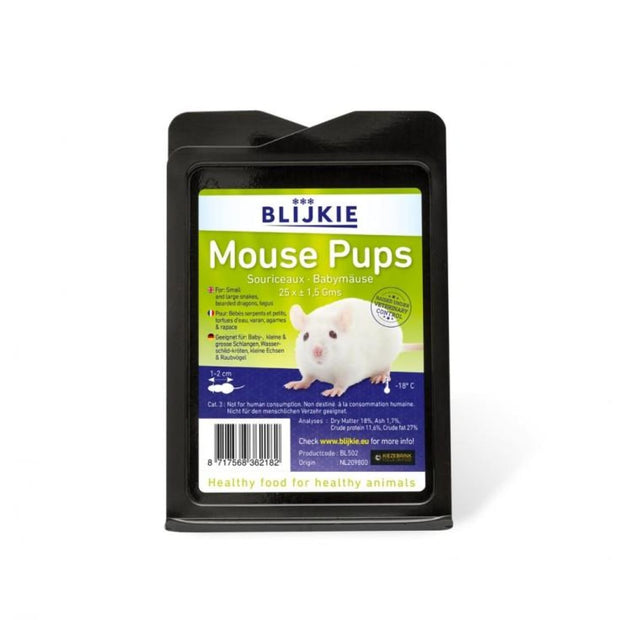 Blijkie Frozen Mouse Pups (Pinkies) - Food & Health