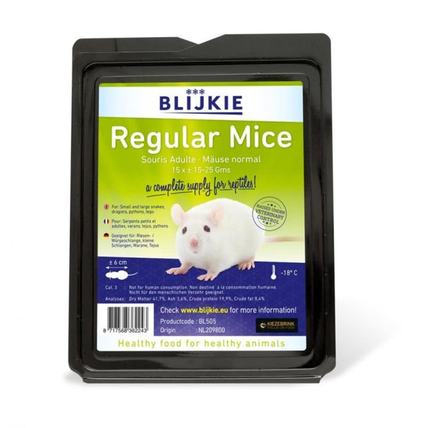 Blijkie Frozen Regular Mice - Food & Health