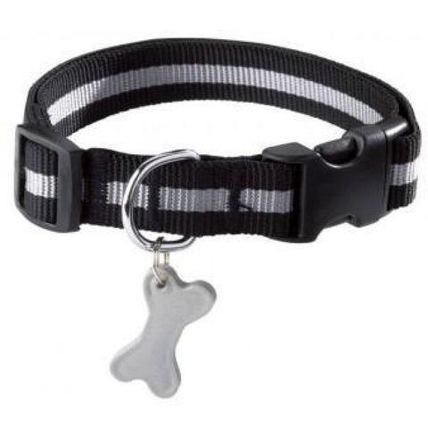 Bobby Arlequin Collar - Black - X-Small - Collars & Fashion