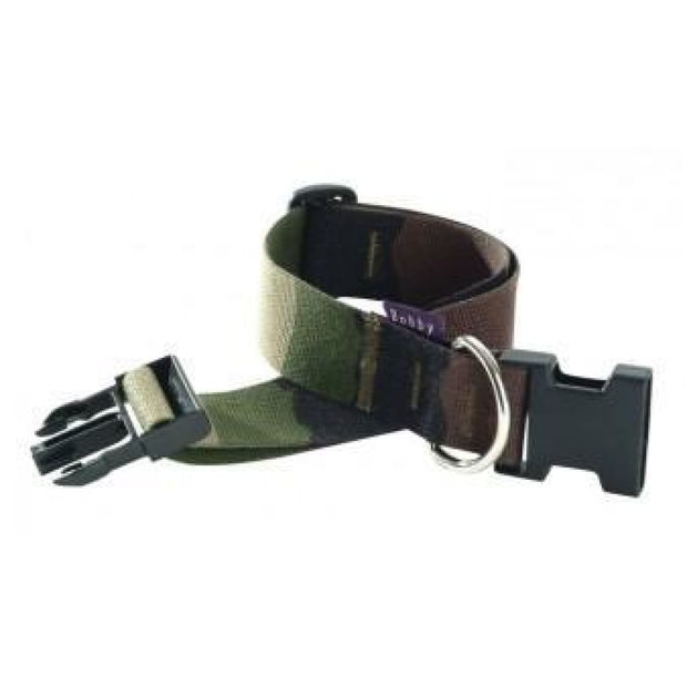 Bobby Camouflage Collar - Khaki - Small - Collars & Fashion
