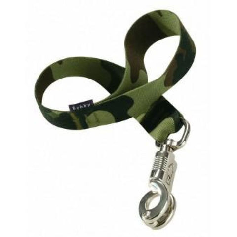 Bobby Camouflage Lead - Small - Collars & Fashion