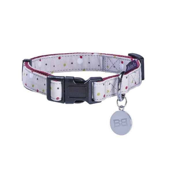 Bobby Dots Dog Collar - X-Small - Collars & Fashion