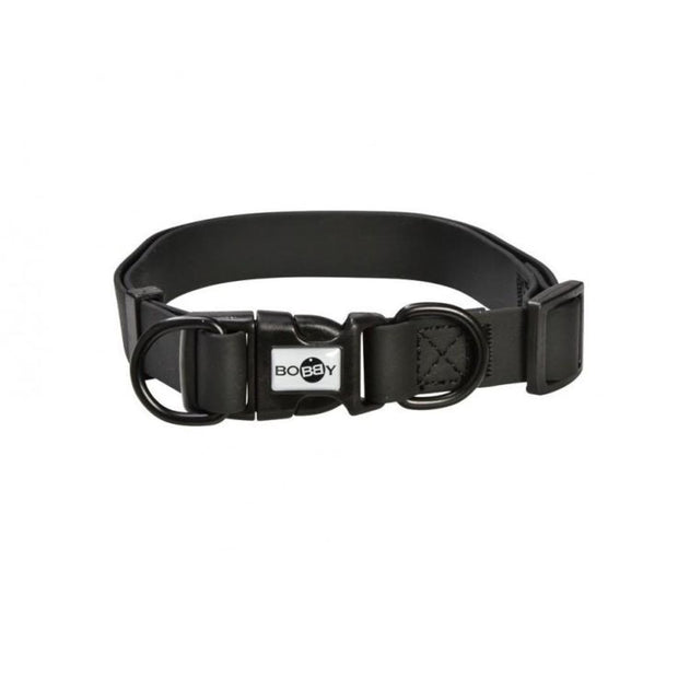 Bobby PVC Pop Collar - Black - Collars & Fashion