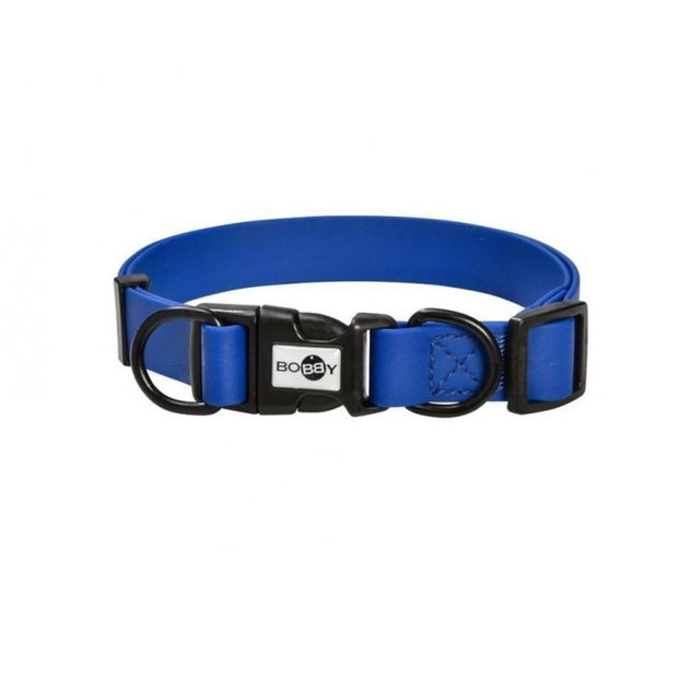 Bobby PVC Pop Collar - Blue - Collars & Fashion