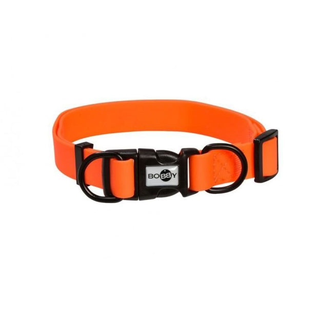 Bobby PVC Pop Collar - Orange - Collars & Fashion