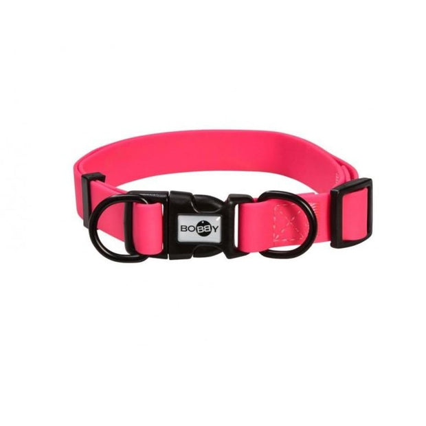 Bobby PVC Pop Collar - Pink - Collars & Fashion