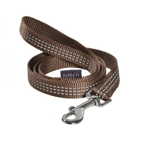 Bobby Safe Lead - Brown / X-Small - Collars & Fashion