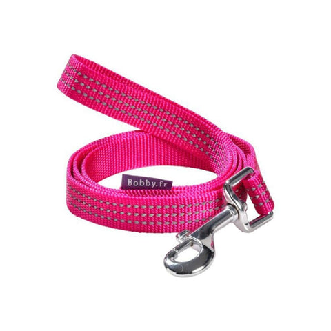 Bobby Safe Lead - Fushia / X-Small - Collars & Fashion