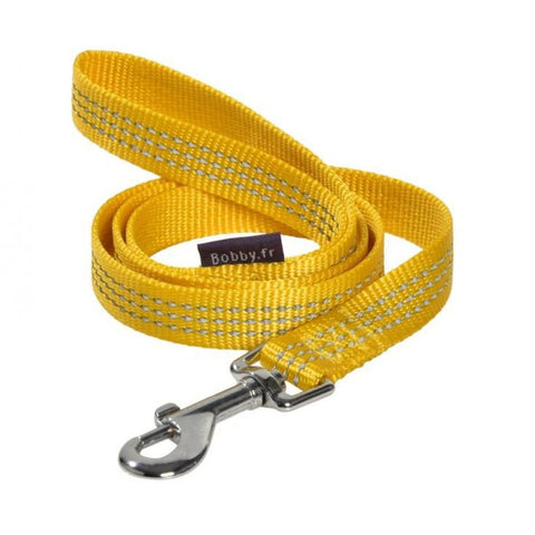 Bobby Safe Lead - Yellow / X-Small - Collars & Fashion