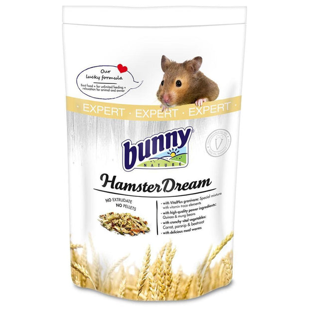 Bunny Hamster Dream Expert (500g) - Food & Hay