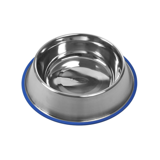 Buster Stainless Steel Food Bowl - Dog Bowls & Feeders