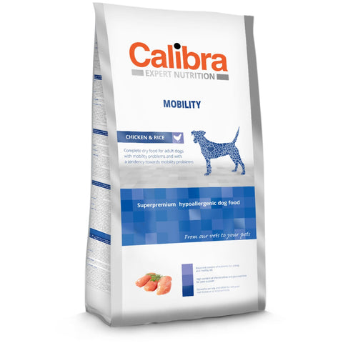 Calibra Dog Expert Nutrition - Mobility 2kg - Dog Food