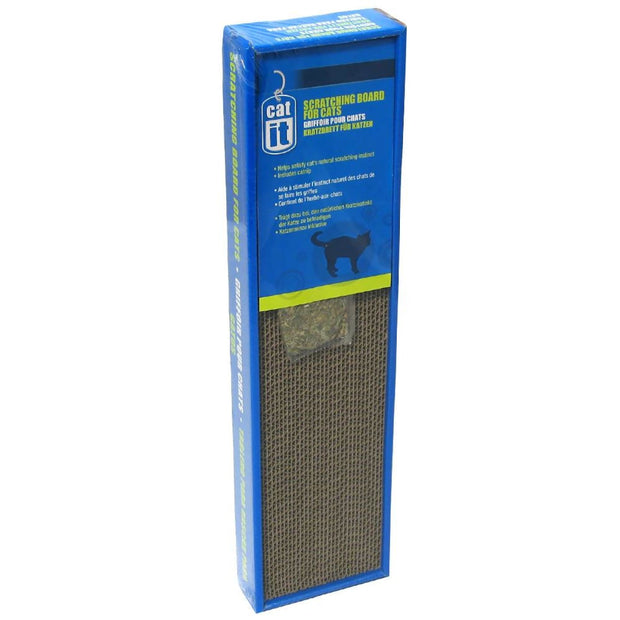 Catit Cat Scratching Board Narrow - Narrow - Scratchers &