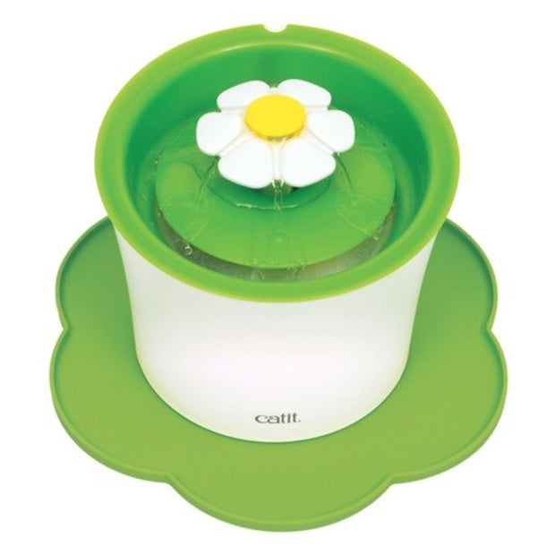 Catit Flower Placemat - Cat Feeders & Bowls