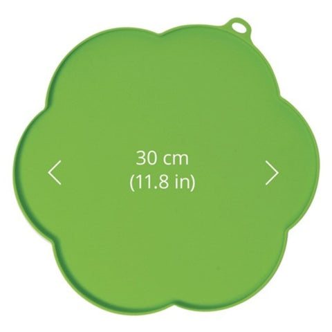 Catit Flower Placemat - Green - Cat Feeders & Bowls