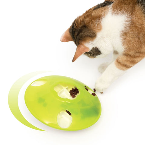 Catit Play Treat Spinner - Cat Feeders & Bowls