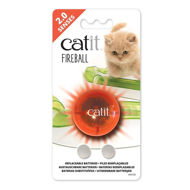 Catit Senses 2.0 Fireball - Cat Toys