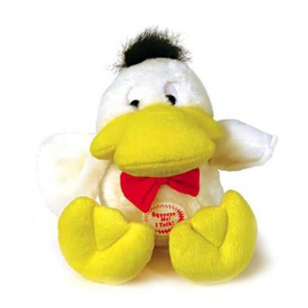 Chatterbox Duck - Dog Toys