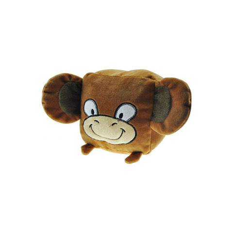 Chomper Cubeez Monkey - Dog Toys
