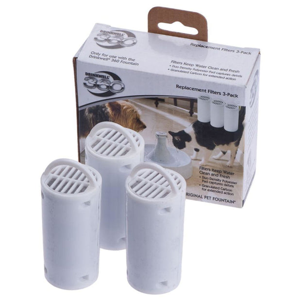 Drinkwell 360 Replacement Filters - Automatic Waterers