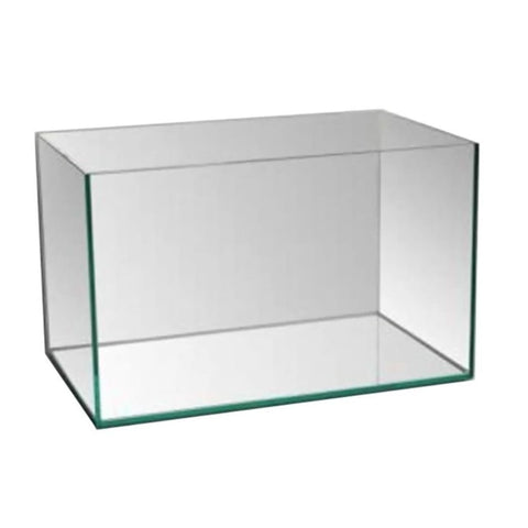 Dymax Crystal Clear Rectangle Tank - Aquariums