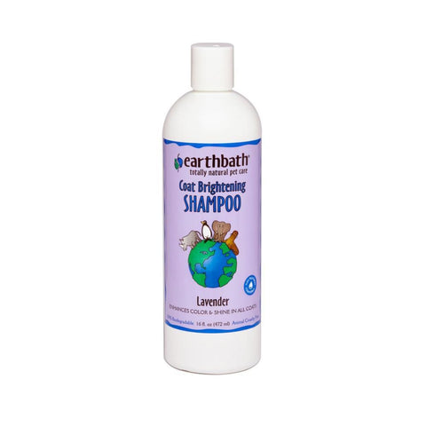 earthbath Coat Brightening with Lavender Oil Shampoo -