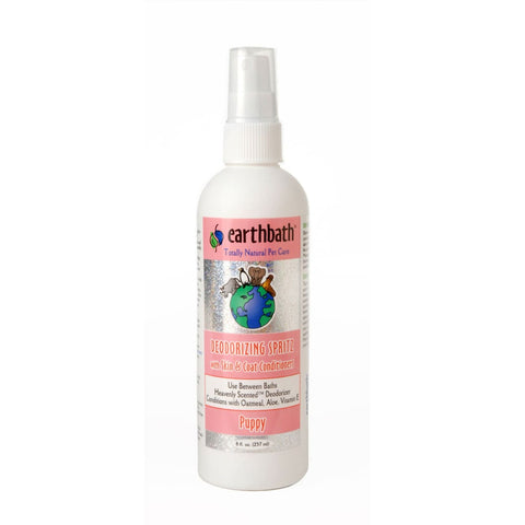 earthbath 3-in-1 Wild Cherry Puppy Spritz 8oz - Healthcare &