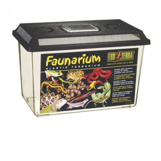 Exo Terra Faunarium - Large - Reptile Homes