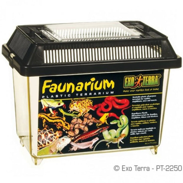 Exo Terra Faunarium - Mini - Reptile Homes