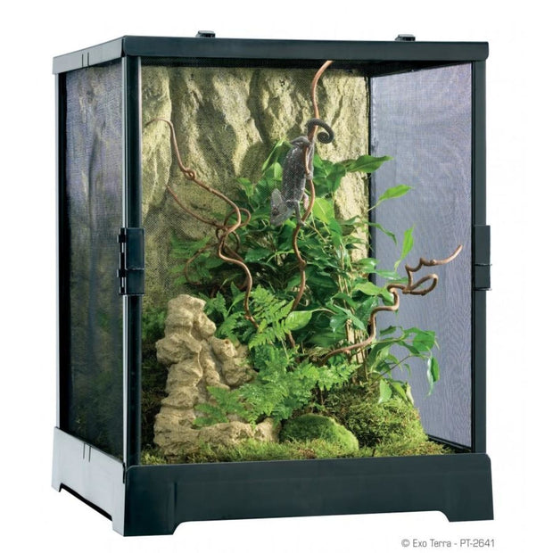 Exo Terra Screen Terrarium - Reptile Homes