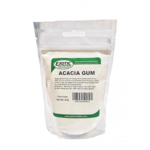 Exotic Nutrition Acacia Gum - Treats & Toys