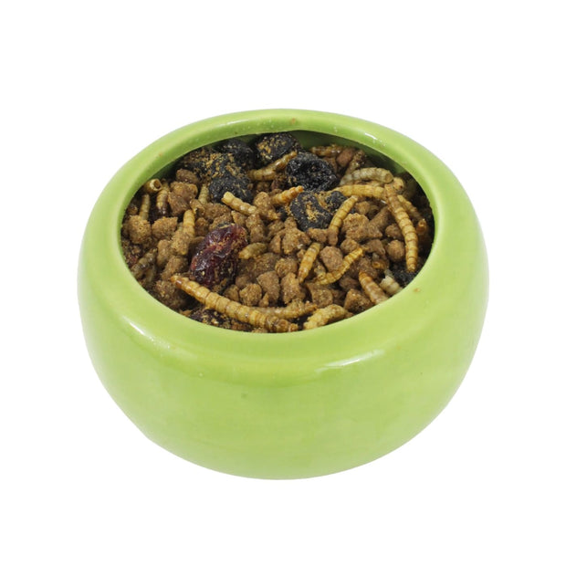 Exotic Nutrition Berries & Bugs Diet - Small Pet Food