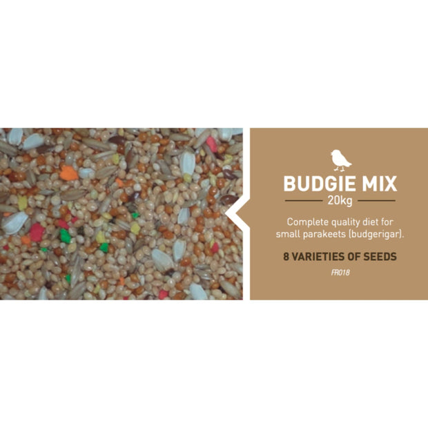 Farma Budgie Special Mix - Bird Food