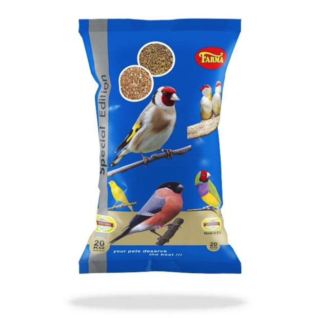 Farma Finch Mix - Bird Food