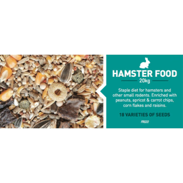 Farma Hamster Food - Food & Hay