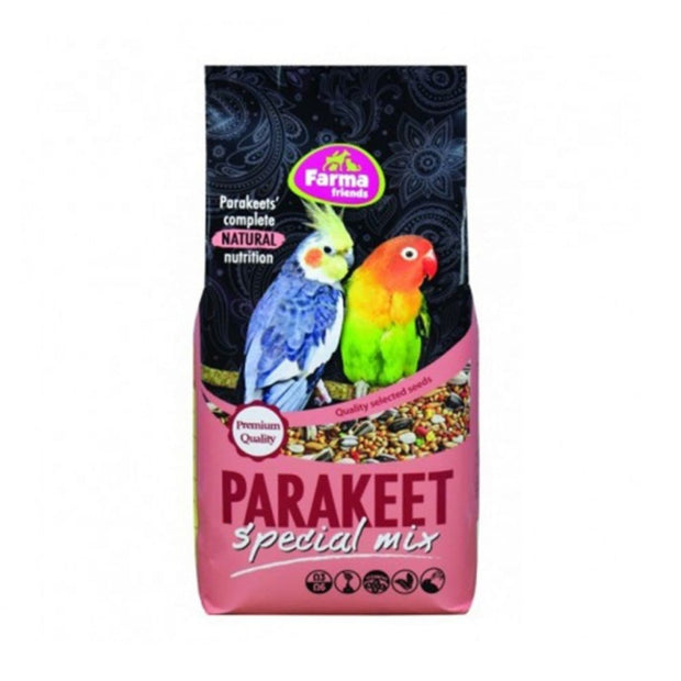 Farma Parakeet Special Mix - Bird Food