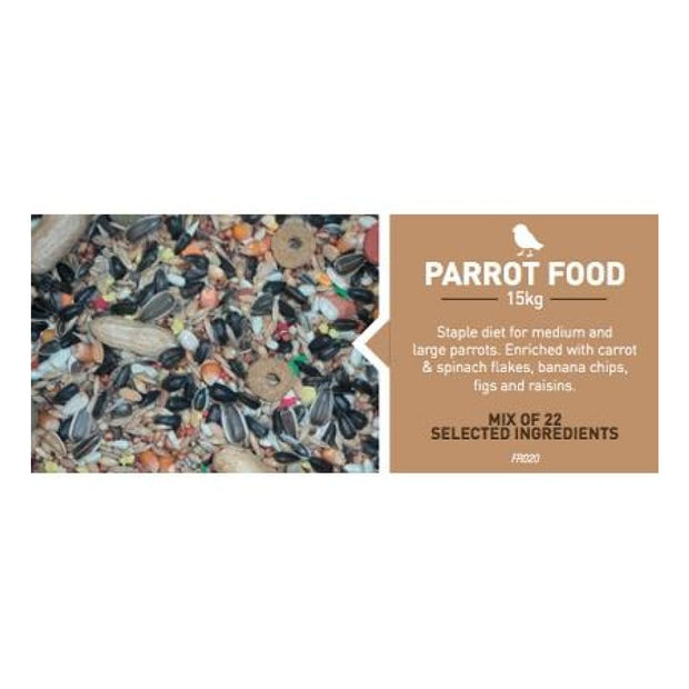 Farma Parrot Food - Bird Food