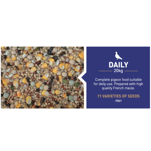 Farma Pigeon Daily Seed - Bird Food
