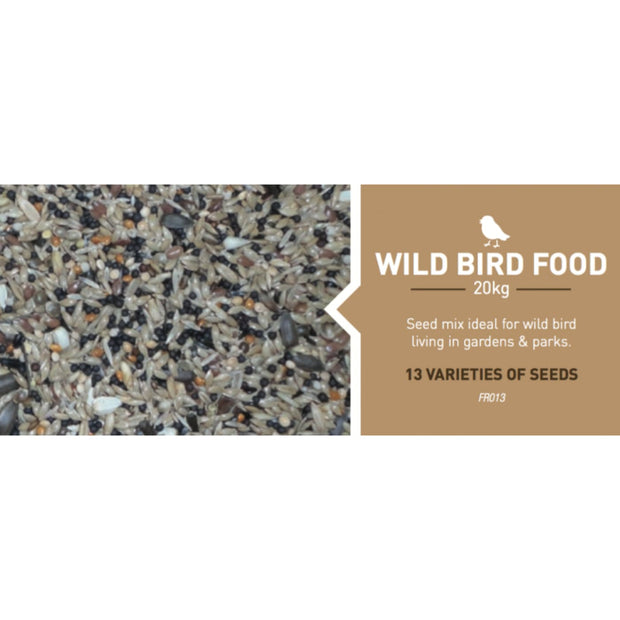 Farma Wild Bird Mix - Bird Food