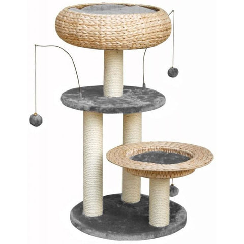 Fauna Lorenz Cat Play Tower - Cat Toys