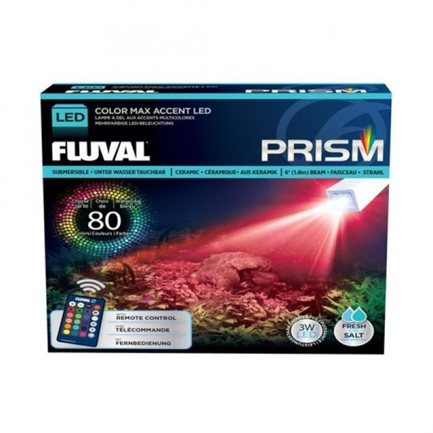 Fluval Ceramic LED spotlight 3W - Heat & Lighting