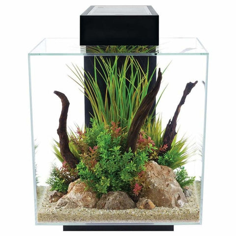 Fluval Edge Aquarium Set 2.0 (46L) - Gloss Black - Aquarium