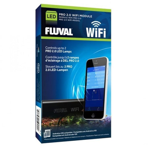 Fluval Pro 2.0 WiFi Module - Heat & Lighting