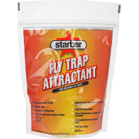 Fly Trap Attractant Refill - Flea Ticks & Insects