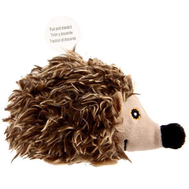 GiGwi Henry Hedgehog Melody Chaser - Cat Toys